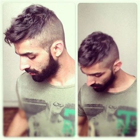 beard and undercut hairstyles great undercut haircut with hipster beard style best
