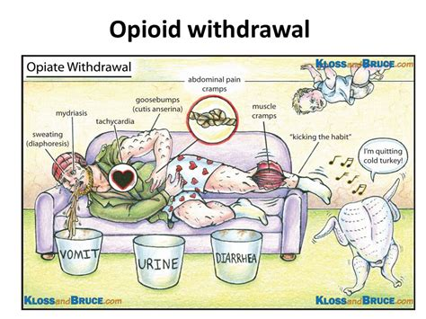 Do Detox Drinks Work For Opiate Withdrawal by Managing And Opioid Withdrawals Ppt