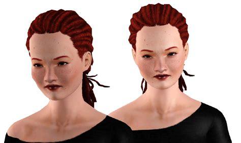 sims 3 university life hair mod the sims university life dreads for females teen elder