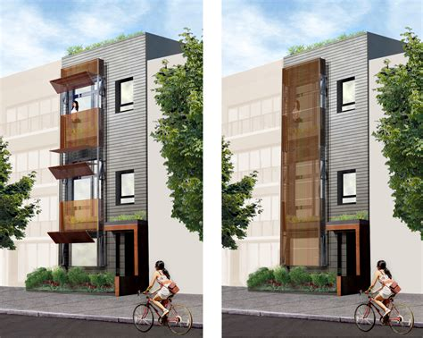 Apartment Energy Efficiency S Self Sustained House Condo Building Psfk