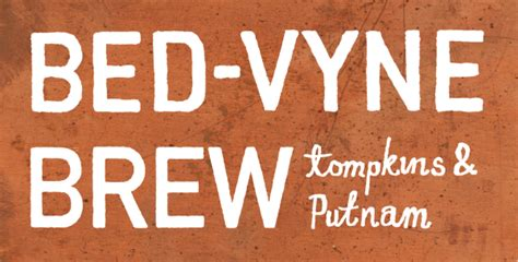 bed vyne brew new york craft beer guide