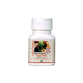 Multi Vitamin Tablet For Children Green World shopping for vitamins and supplements and products