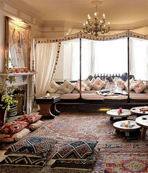 Moroccan Style Decor In Your Home by 22 Fabulous Moroccan Inspired Interior Design Ideas