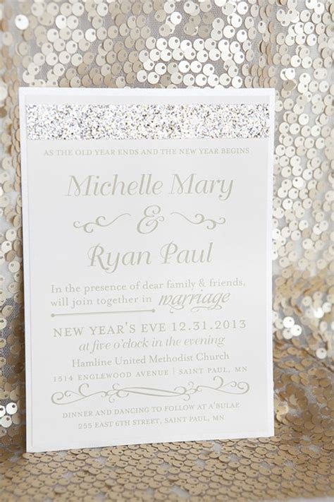 new years invite invitations wedding invitations and new years on