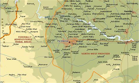 peshawar on world map peshawar
