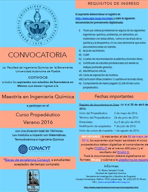 proceso admisin buap 2016 enero medicina convocatoria convocatoria nuevo ingreso buap 2016 becas 2016