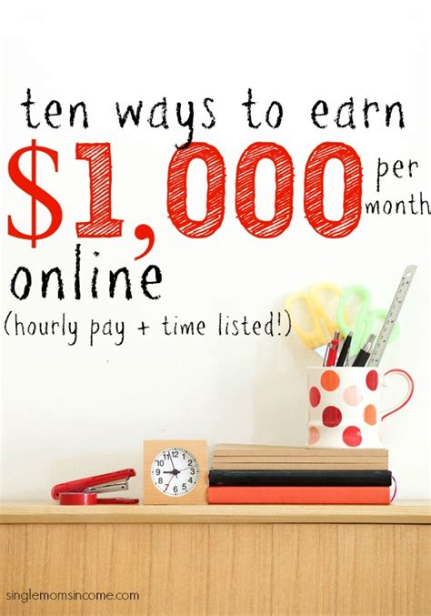 Online Stylist Jobs Work From Home - 10 ways to earn 1 000 per month from home single moms