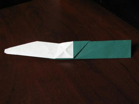 How To Make A Paper Nife - origami knife 28 images origami weapons how to make a