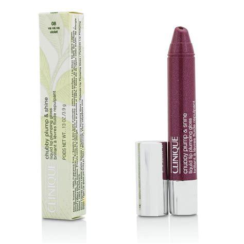 Lip Gloss Clinique plump shine liquid lip plumping gloss 08 va va