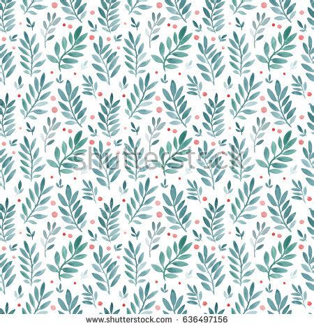 pattern cute korea cute seamless pattern on white background stock