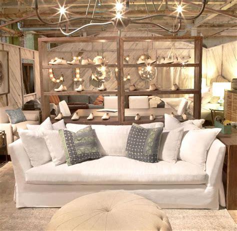 down feather sofa reviews cisco brothers seda denim white cotton coastal style