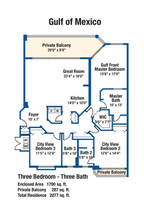 3 bedroom condo floor plan 3 bedroom condo floor plans silver towers