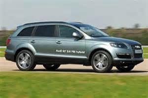 audi q7 hybrid postponed autocar