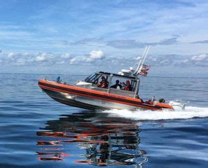uscg punt boat coast guard searching for missing kayaker in san carlos