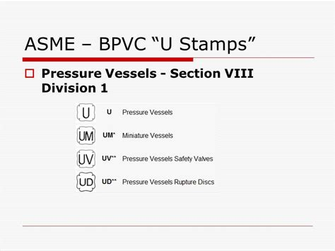 asme bpvc section 1 asme codes standards departement of metallurgical and