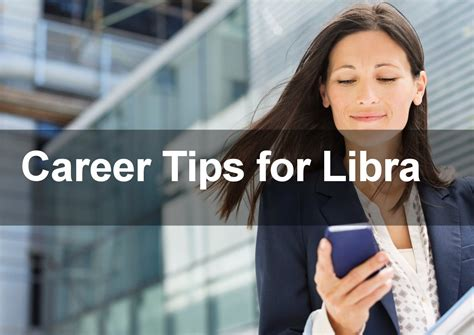 3 libra career tips that will help you get a job this month