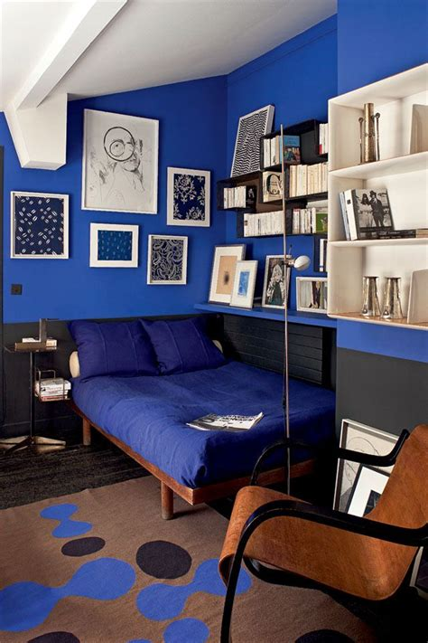 blue hygge boys rooms