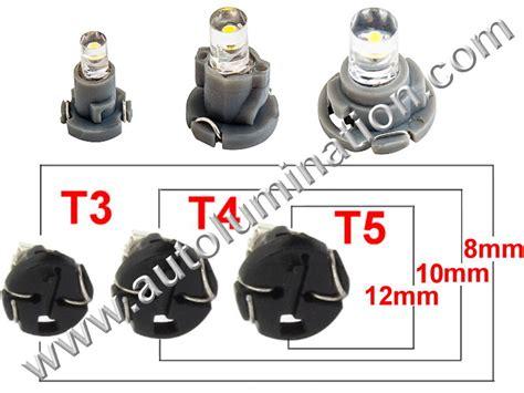 T5 Led Lu Panel Ac Speedometer Birupcs neowedge instrument panel colored led bulbs lights ls autolumination