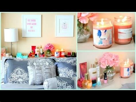 how to make room decorations 4 easy diy room decor ideas tumblr pinterest youtube