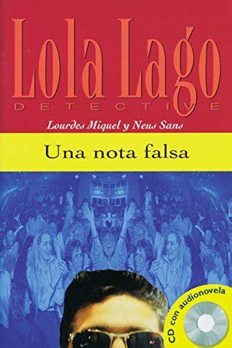 libro poderoso caballero buch und cd lola lago detective spanische lekt 252 re f 252 r das 1