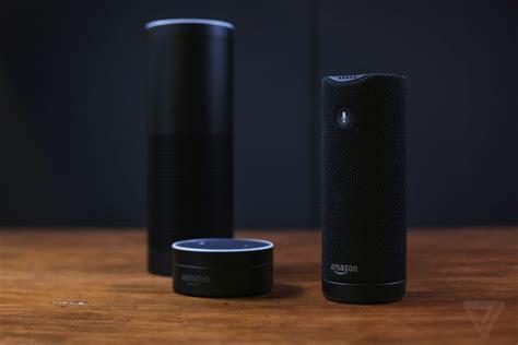 amazon tap puts alexa   portable bluetooth speaker  verge