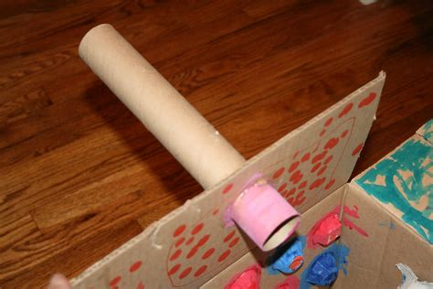 How To Make A Telescope With Paper Towel Roll - telescope made from paper towel roll images