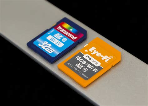 wireless memory card for battle of the wi fi cards eye fi vs transcend digital