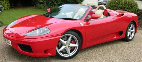 Ferrari 360 Spider Neupreis by Top 32 Most Expensive Cars Of Football Players Kickbola