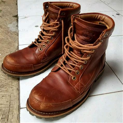 Sepatu Timberland Original