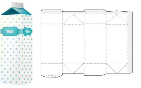 box packaging template vector free vector in encapsulated