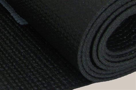 Mat 6mm Matras 6mm Free Bag black mat 6mm thick 183cm x 61cm free bag