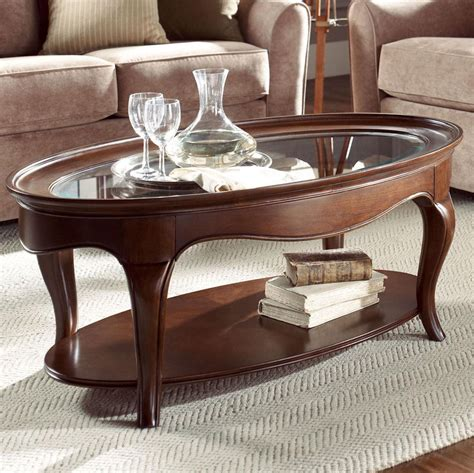 Coffee Table Decorations Glass Table Coffee Table Oval Decor Your Living Room In Style With Oval Coffee Table Home Furniture And