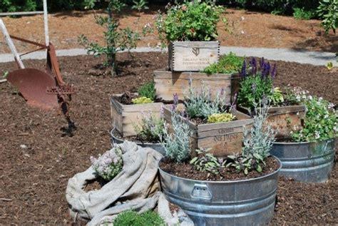 Vintage Garden Ideas Sweet Vintage Vintage Garden Ideas