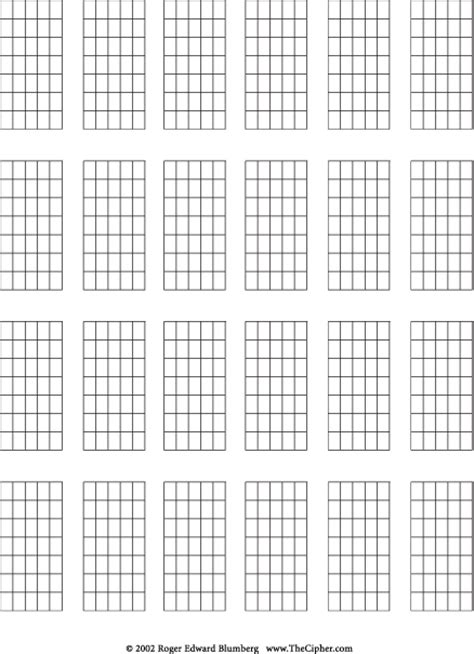 fret template blank guitar fretboard diagram images
