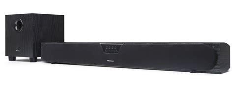 Bar Speakers The Pioneer Sp Sb23w Speaker Bar System Reviewed