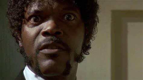Samuel L Jackson Pulp Fiction Meme - samuel l jackson performed his pulp fiction speech on the