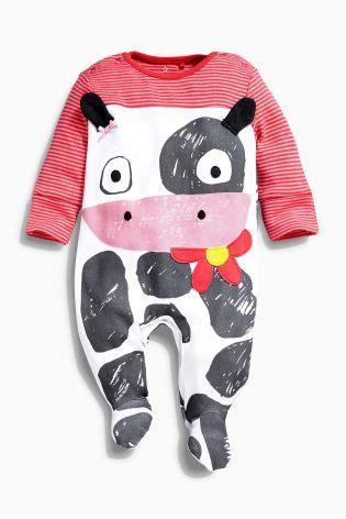 Sleepsuit Next Cow 17 beste afbeeldingen minimens op