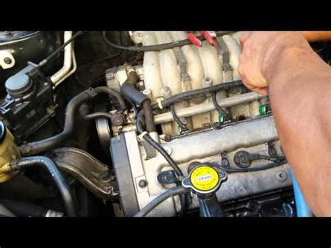 engine for 2004 hyundai santa fe s diy removing the intake manifold 2004 hyundai santa