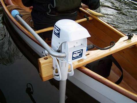 motor for canoe canoe motor mount fyne boat kits