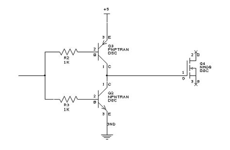 transistor mosfet gate driver circuit july 2013 small projects