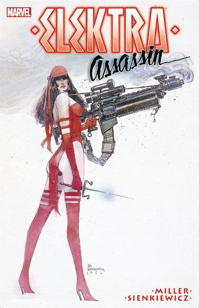 elektra by frank miller 0785195564 elektra assassin by frank miller and bill sienkiewicz comicmix