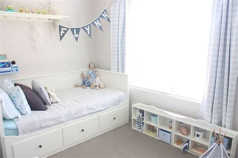 daybed bedroom ideas ikea shelves hemnes daybed in a boys bedroom my dream