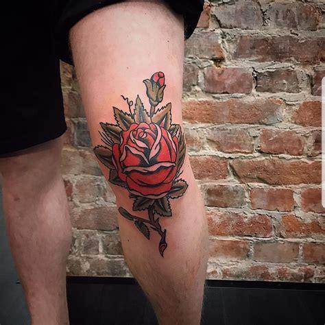 rose knee tattoo arcadia12 u arcadia12 reddit