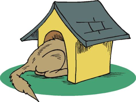 cartoon dog houses cartoon dog house pictures cliparts co