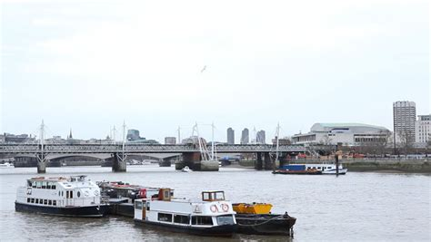 thames river cruise golden tours london england circa 2015 ferry cruises on the river