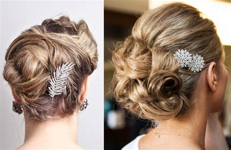 30 chic unique wedding hairstyles hello us magazine