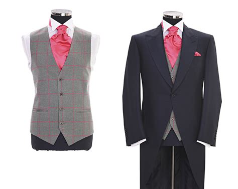 Wedding Suit Hire Brochure by Tweed Raspberry Attire Menswear Formal Suit Hire