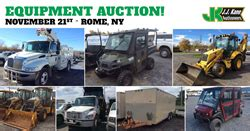 construction equipment  auto auction rome ny