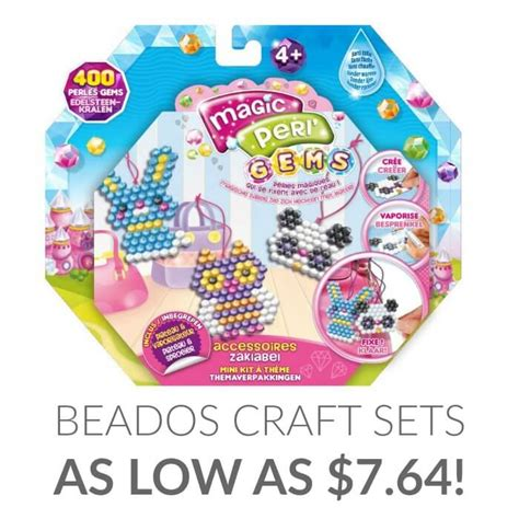 arts and crafts set for beados craft sets on sale as low as 7 64
