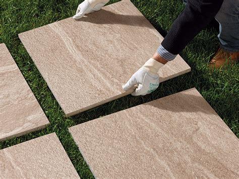 pavimenti a secco pavimento a secco per esterni in gres porcellanato artica